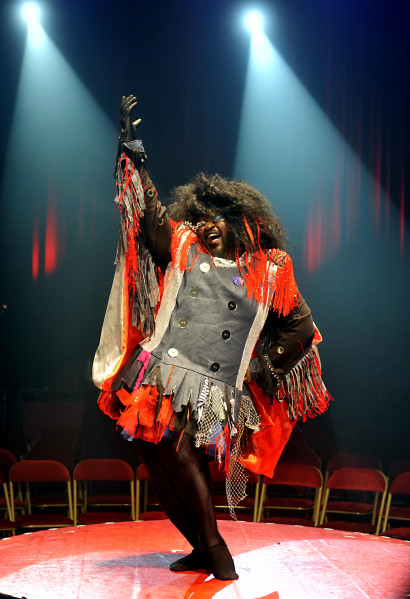 Le Gateau Chocolat, La Soiree, Christmas at the Roundhouse