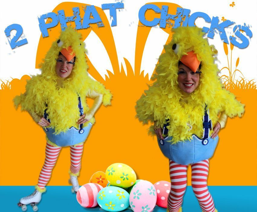 Easter fun with jentherooevents.com