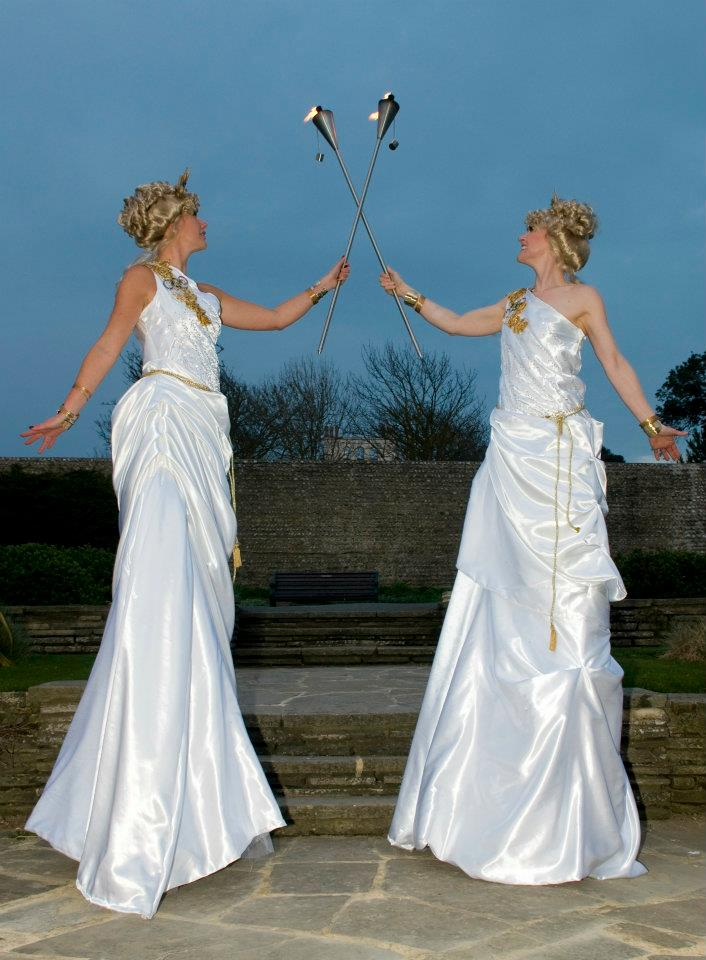 Greek goddess' available from jentherooevents.com