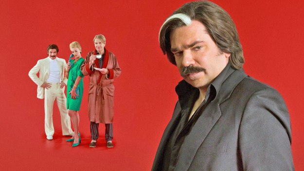 Toast Of London Snow Lady costume made by Juliet Costumes