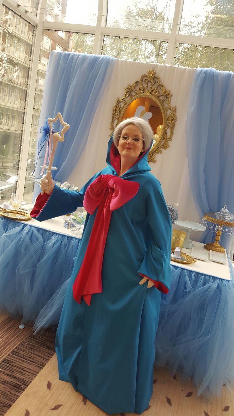 Notorious Productions Fairy Godmother